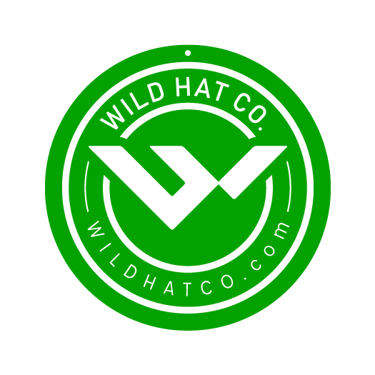 Metal Tin Sign - wild hat company