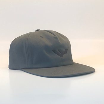 wild hat company | pinch front strapback hat