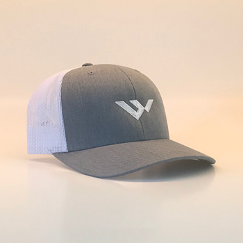 wild hat company | Pre-Curved Trucker Hat